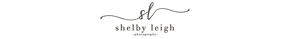 Shelby Leigh Photography logo