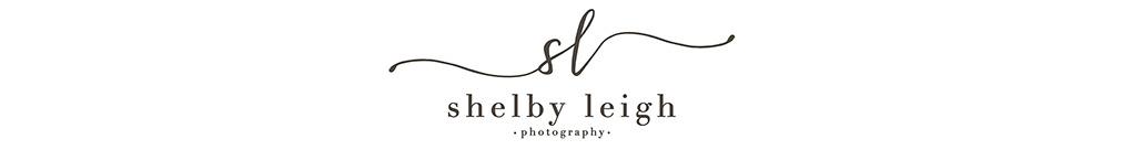 Shelby Leigh Photography logo